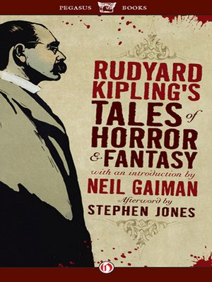 cover image of Rudyard Kipling's Tales of Horror and Fantasy