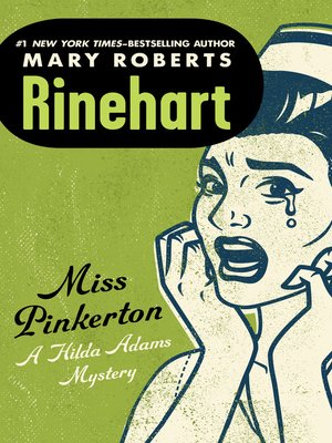 cover image of Miss Pinkerton