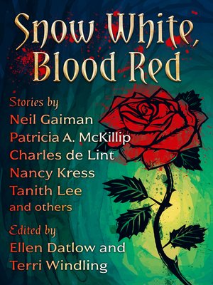 cover image of Snow White, Blood Red