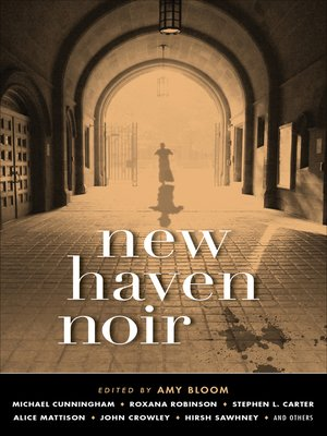 cover image of New Haven Noir