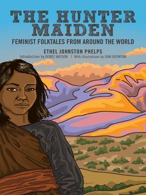 cover image of The Hunter Maiden