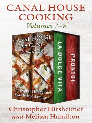 cover image of Canal House Cooking Volumes 7–8