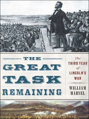 cover image of The Great Task Remaining