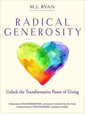 cover image of Radical Generosity