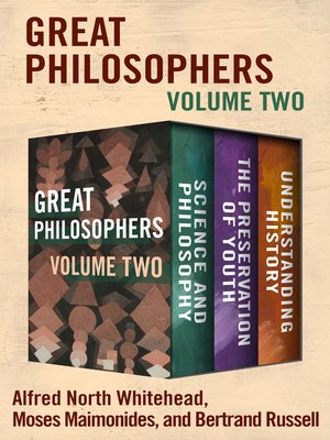 cover image of Great Philosophers Volume Two
