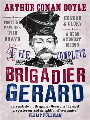 cover image of The Complete Brigadier Gerard Stories