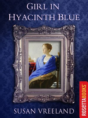 cover image of Girl in Hyacinth Blue