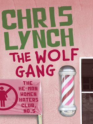 cover image of Wolf Gang
