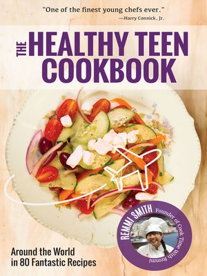 cover image of The Healthy Teen Cookbook