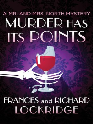 cover image of Murder Has Its Points