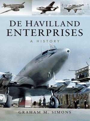 cover image of De Havilland Enterprises