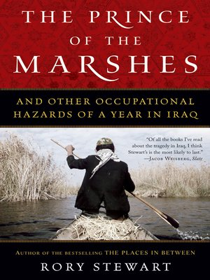 cover image of The Prince of the Marshes
