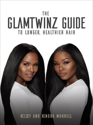 cover image of The GlamTwinz Guide to Longer, Healthier Hair