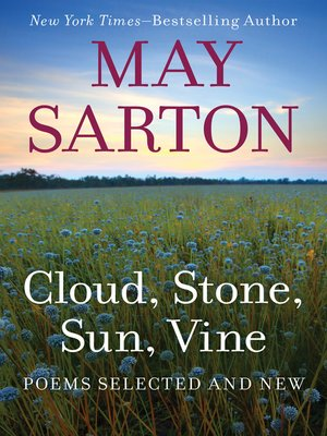 cover image of Cloud, Stone, Sun, Vine