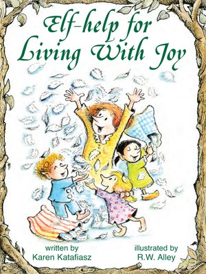 cover image of Elf-Help for Living with Joy
