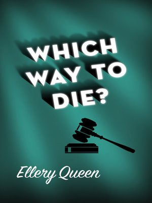 cover image of Which Way to Die?