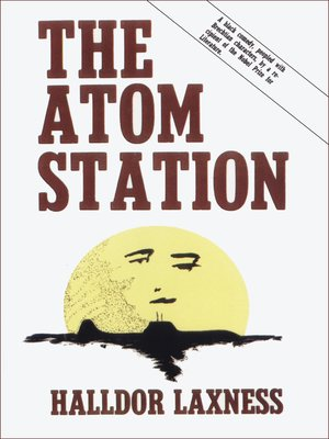 cover image of The Atom Station