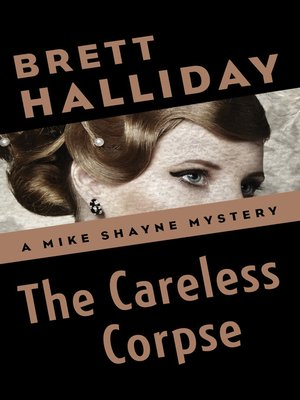 cover image of The Careless Corpse