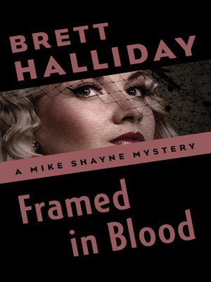 cover image of Framed in Blood