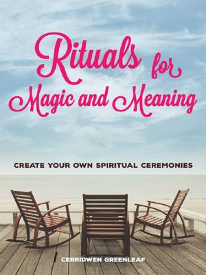 cover image of Rituals for Magic and Meaning