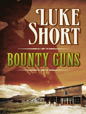 cover image of Bounty Guns