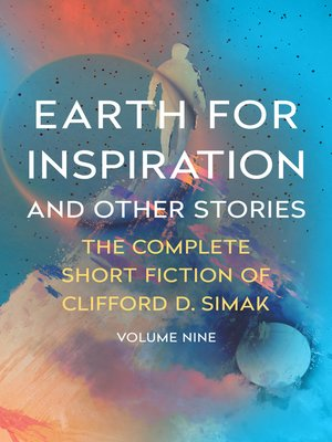 cover image of Earth for Inspiration and Other Stories