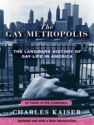 cover image of The Gay Metropolis