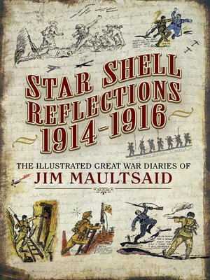 cover image of Star Shell Reflections, 1914–1916
