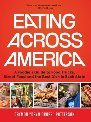 cover image of Eating Across America