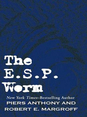 cover image of E. S. P. Worm