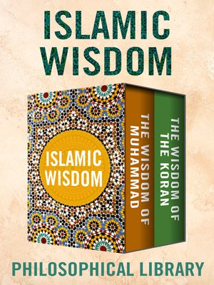 cover image of Islamic Wisdom