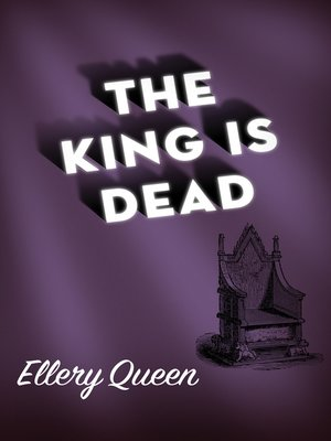 cover image of The King Is Dead