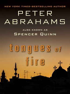cover image of Tongues of Fire