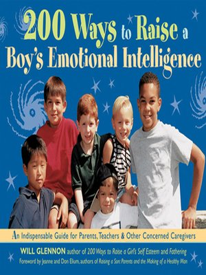 cover image of 200 Ways to Raise a Boy's Emotional Intelligence