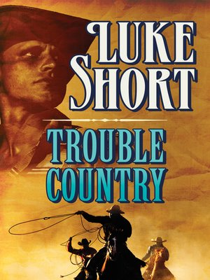cover image of Trouble Country
