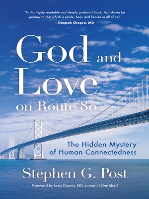cover image of God and Love on Route 80
