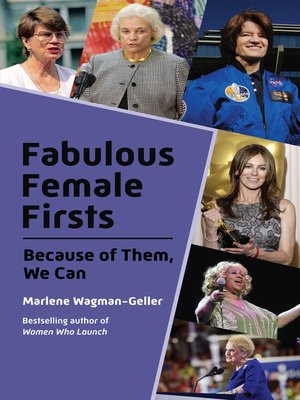 cover image of Fabulous Female Firsts