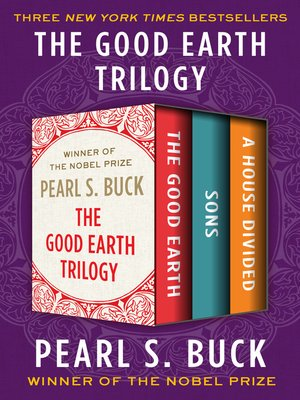 cover image of The Good Earth Trilogy
