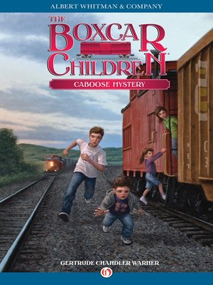 cover image of Caboose Mystery