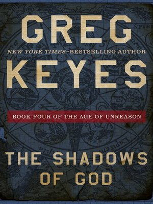 cover image of The Shadows of God