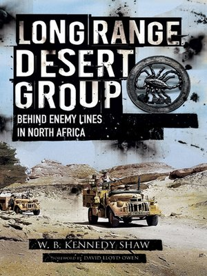 cover image of Long Range Desert Group