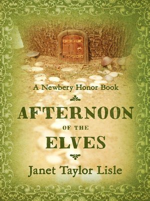 cover image of Afternoon of the Elves