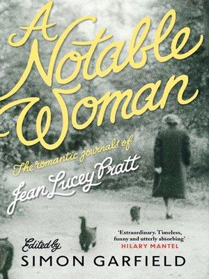 cover image of A Notable Woman