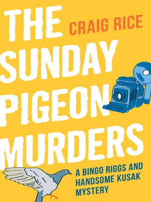 cover image of The Sunday Pigeon Murders