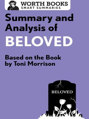 cover image of Summary and Analysis of Beloved