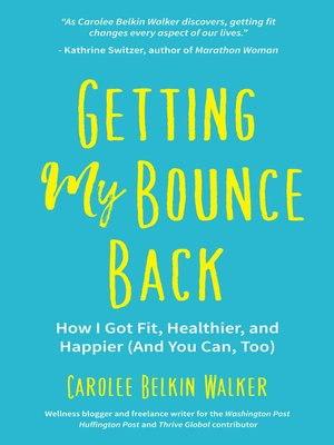 cover image of Getting My Bounce Back