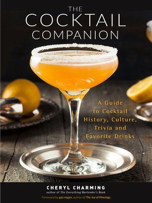 cover image of The Cocktail Companion