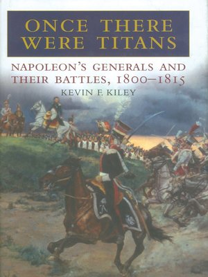 cover image of Once There Were Titans