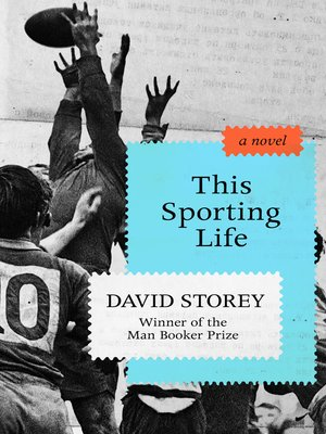 cover image of This Sporting Life