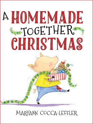 cover image of A Homemade Together Christmas